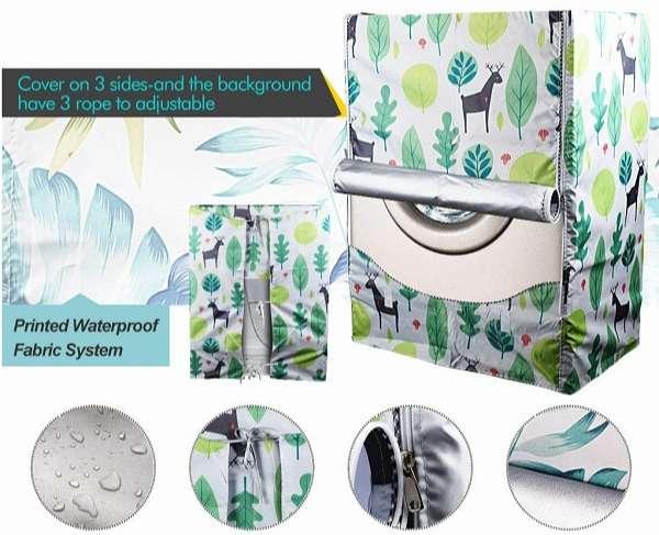 funda lavadora diseño original