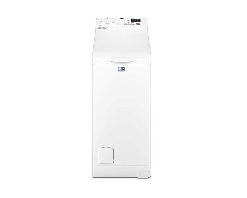AEG L6TBK621 Lavadora de Libre Instalación, Carga Superior, 6 Kg