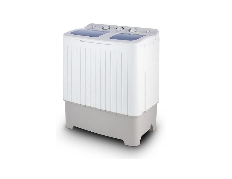 Oneconcept Ecowash XXL - Lavadora Capacidad 6.8 kg